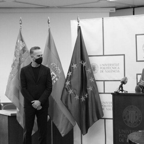 Ramón Esteve, premi Alumni Destacat 2020 per la UPV