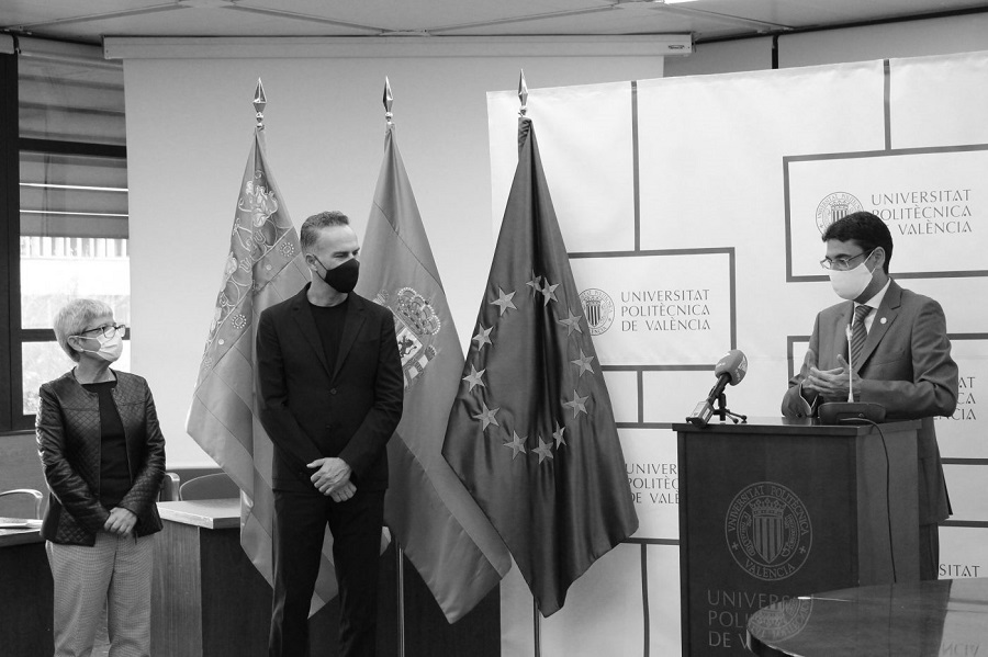 Ramón Esteve, premi Alumni Destacat 2020 per la UPV El Periòdic d'Ontinyent - Noticies a Ontinyent