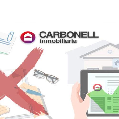 El proceso de digitalización y modernización del Grupo Carbonell Inmobiliaria