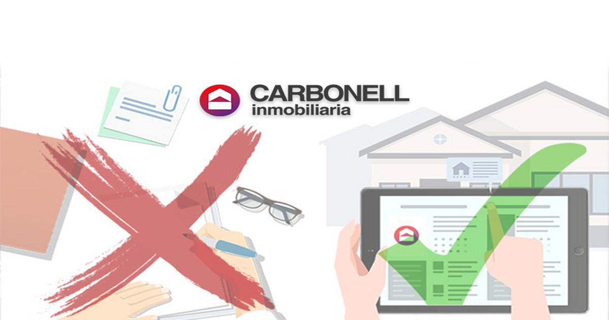 El proceso de digitalización y modernización del Grupo Carbonell Inmobiliaria El Periòdic d'Ontinyent