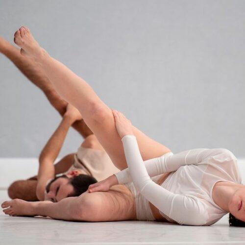 La ballarina Blanca Tolsá, finalista dels premis Butaca