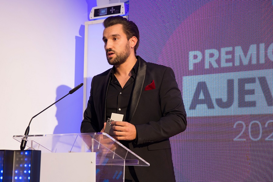 Inaltech, Premi a la Jove Empresa Internacional 2020 El Periòdic d'Ontinyent - Noticies a Ontinyent