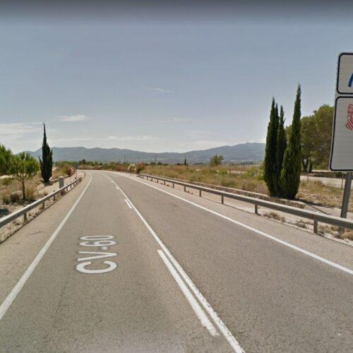 La carretera entre l'Olleria i Terrateig serà autovia
