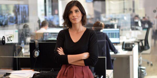 """Raquel Ejerique: """"Hi havia una necessitat d'informatiu comarcal en À Punt, agrada i el reforçarem"""""""