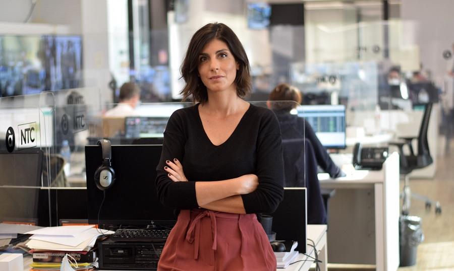 """Raquel Ejerique: """"Hi havia una necessitat d'informatiu comarcal en À Punt, agrada i el reforçarem"""" El Periòdic d'Ontinyent"""