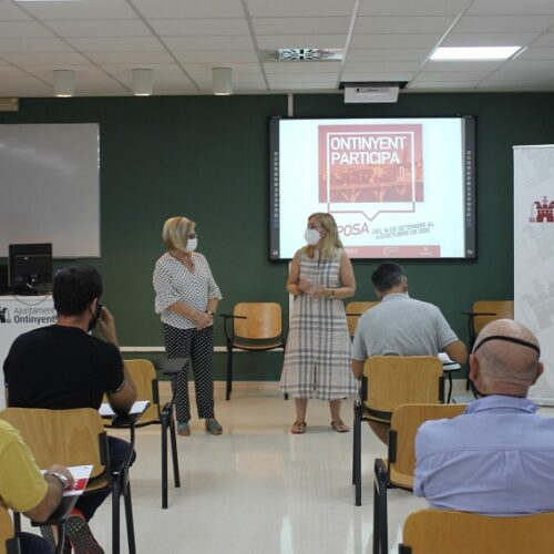 Ontinyent Participa ja té els 10 projectes finalistes