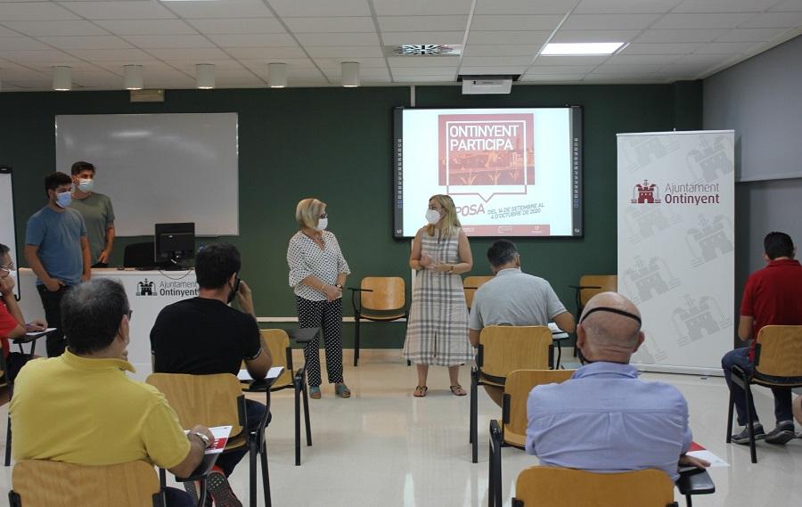 Ontinyent Participa ja té els 10 projectes finalistes El Periòdic d'Ontinyent