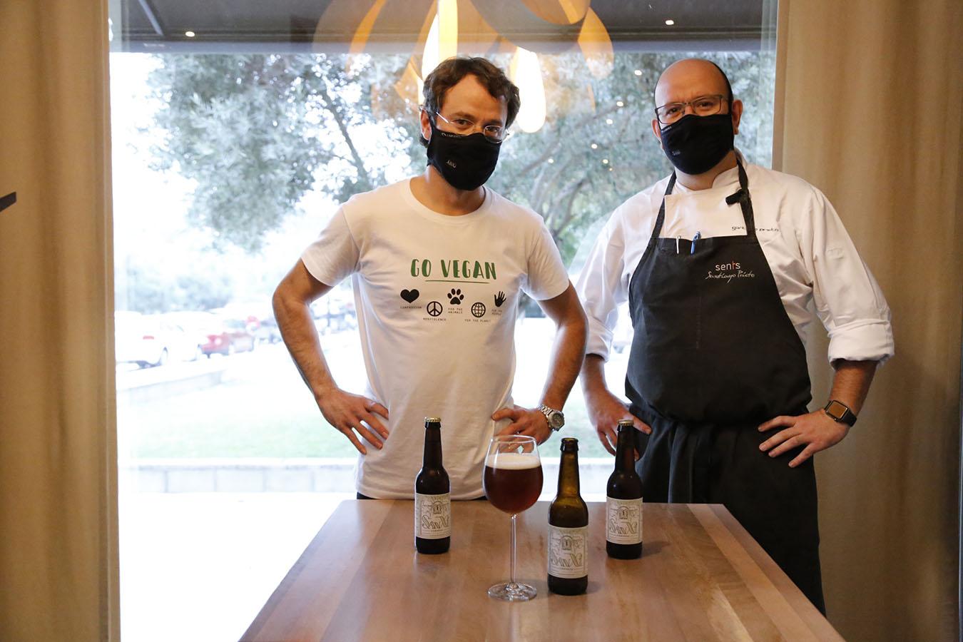 El restaurant Sents manté l'estrella Michelin per a Ontinyent El Periòdic d'Ontinyent
