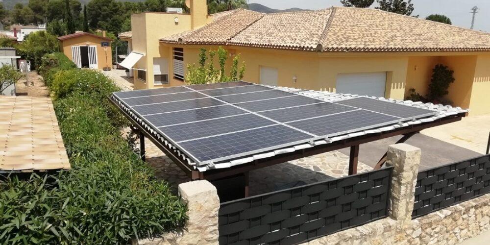 Sense impost del sol, torna la demanda de les fotovoltaiques