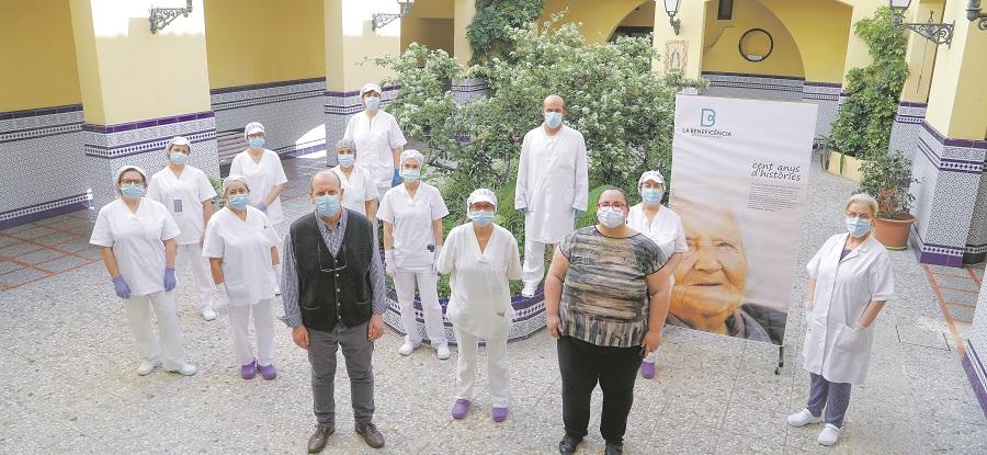 Les residències d'Ontinyent, sense data per a vacunar-se El Periòdic d'Ontinyent