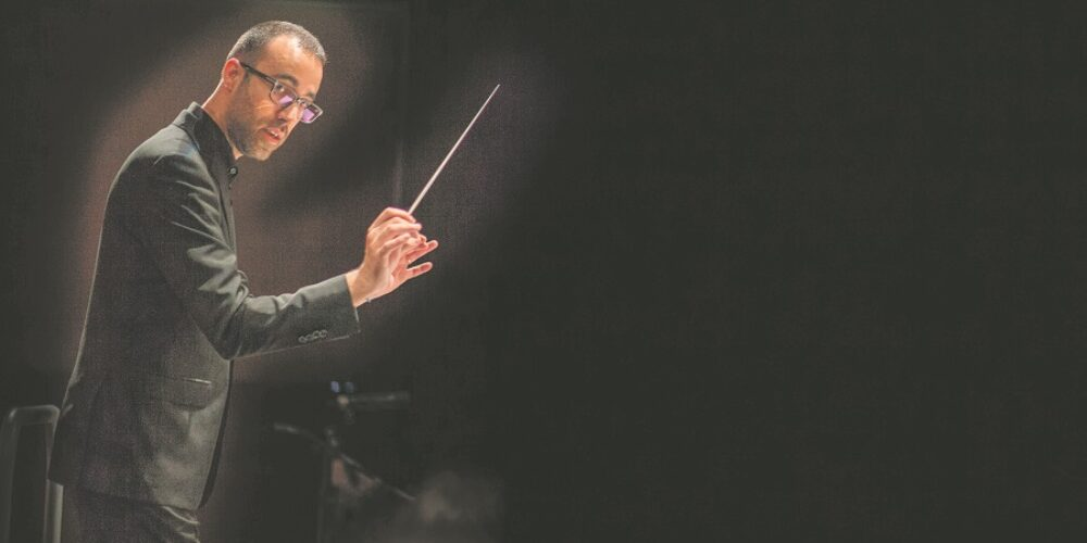 Saül Gómez, finalista per a dirigir el CIM La Armònica de Buñol