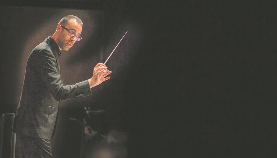 Saül Gómez, finalista per a dirigir el CIM La Armònica de Buñol El Periòdic d'Ontinyent