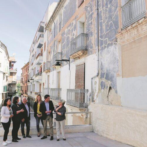 L'Ajuntament construirà habitatge públic en el carrer Delme
