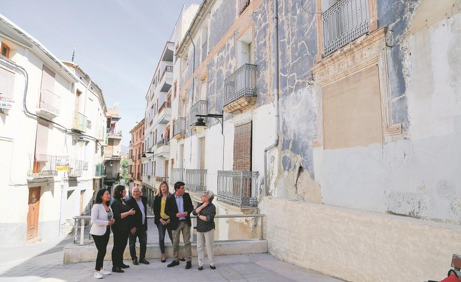 L'Ajuntament construirà habitatge públic en el carrer Delme El Periòdic d'Ontinyent
