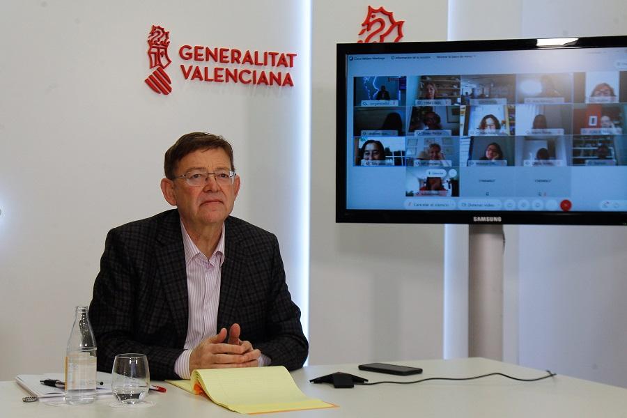 Ximo Puig anuncia una nova pròrroga de les actuals mesures contra la Covid-19 El Periòdic d'Ontinyent - Noticies a Ontinyent
