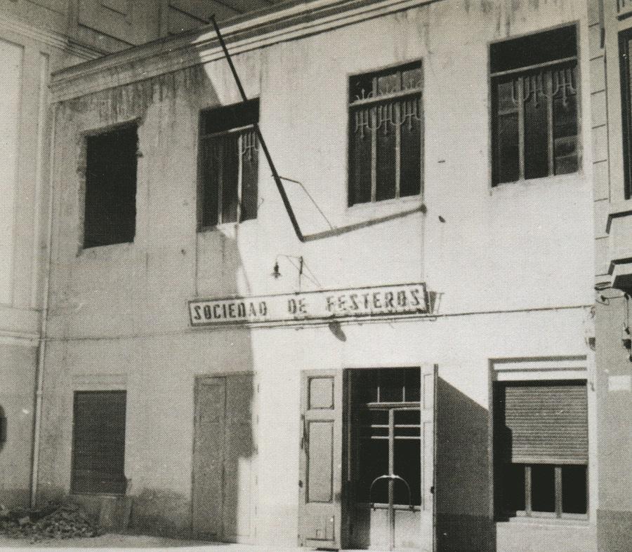 L'edifici de Festers celebra el centenari de la seua apertura El Periòdic d'Ontinyent