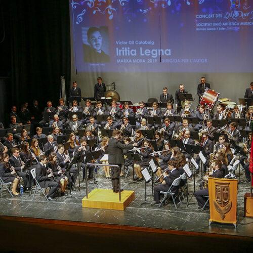 Diumenge, Concert de Mig Any Fester amb El Periòdic d'Ontinyent