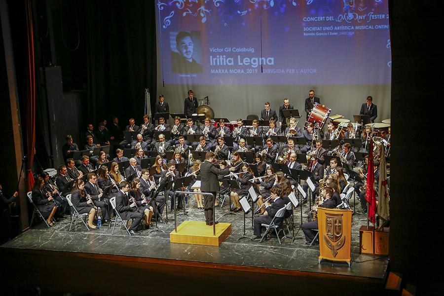 Diumenge, Concert de Mig Any Fester amb El Periòdic d'Ontinyent El Periòdic d'Ontinyent - Noticies a Ontinyent