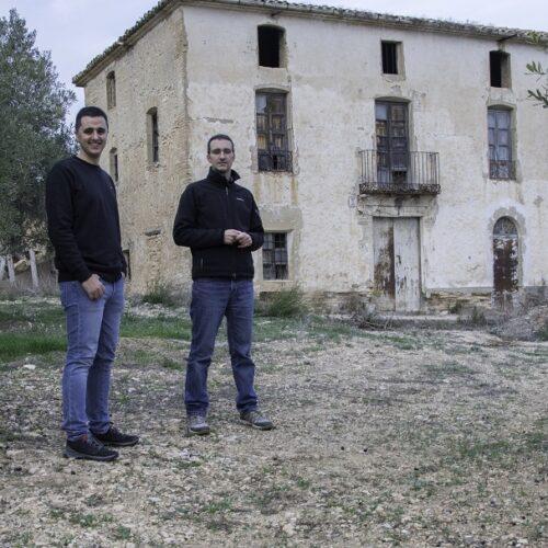 Jordi i Quique Mollà, els germans que ens fan mirar al passat per entendre la ciutat que som