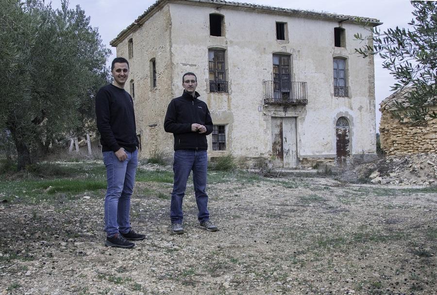 Jordi i Quique Mollà, els germans que ens fan mirar al passat per entendre la ciutat que som El Periòdic d'Ontinyent