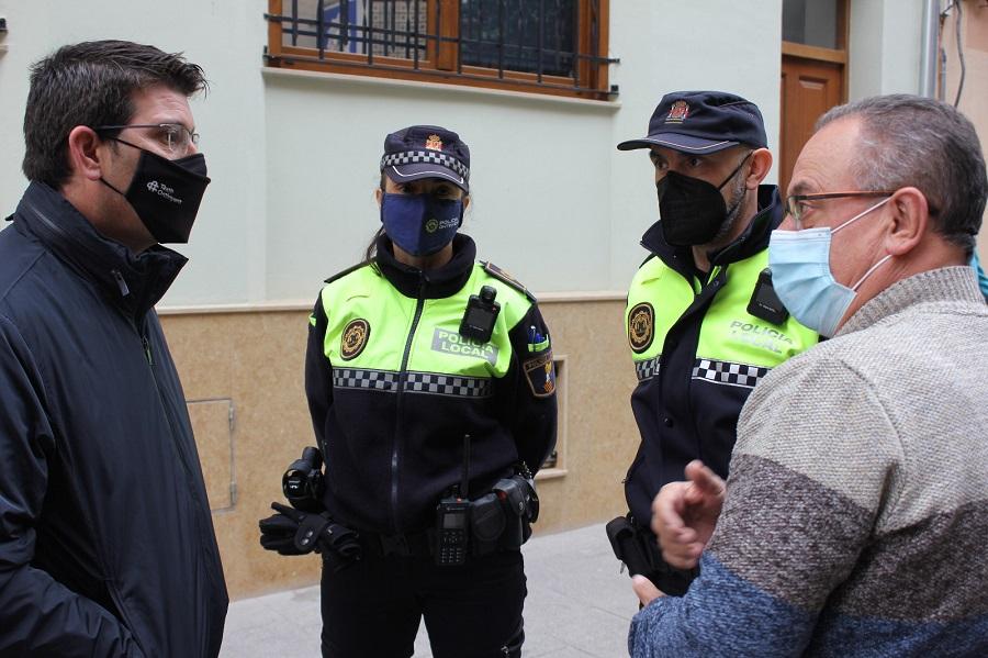La Policia Local podrà gravar actuacions amb l'adquisició de càmeres unipersonals El Periòdic d'Ontinyent - Noticies a Ontinyent