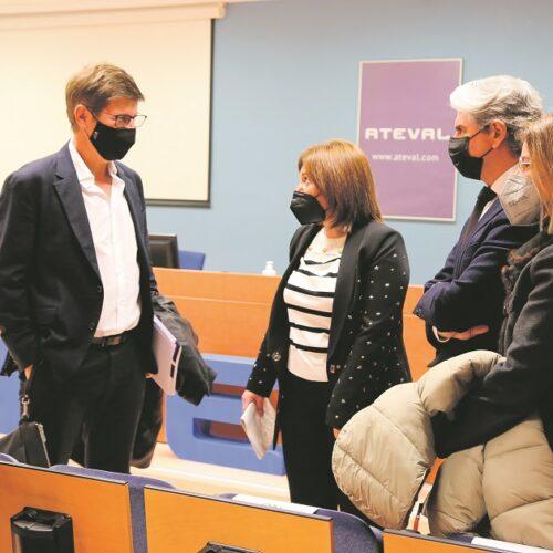 El PP critica que les mascaretes de les Corts no siguen produïdes a la Comunitat Valenciana