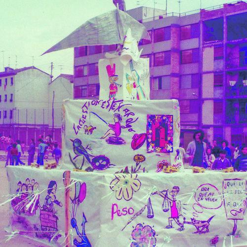 Hui, homenatge a la Falla dels Juniors de Sant Josep