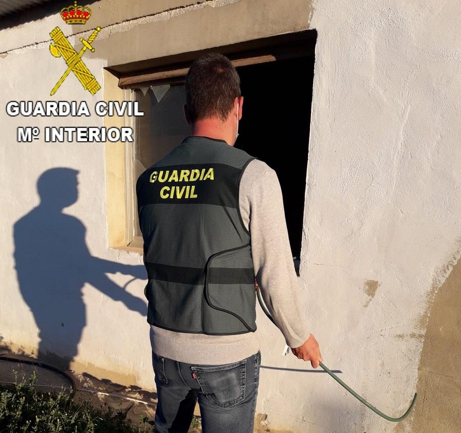 La Guàrdia Civil esclareix 22 robatoris amb força a la Vall d'Albaida El Periòdic d'Ontinyent