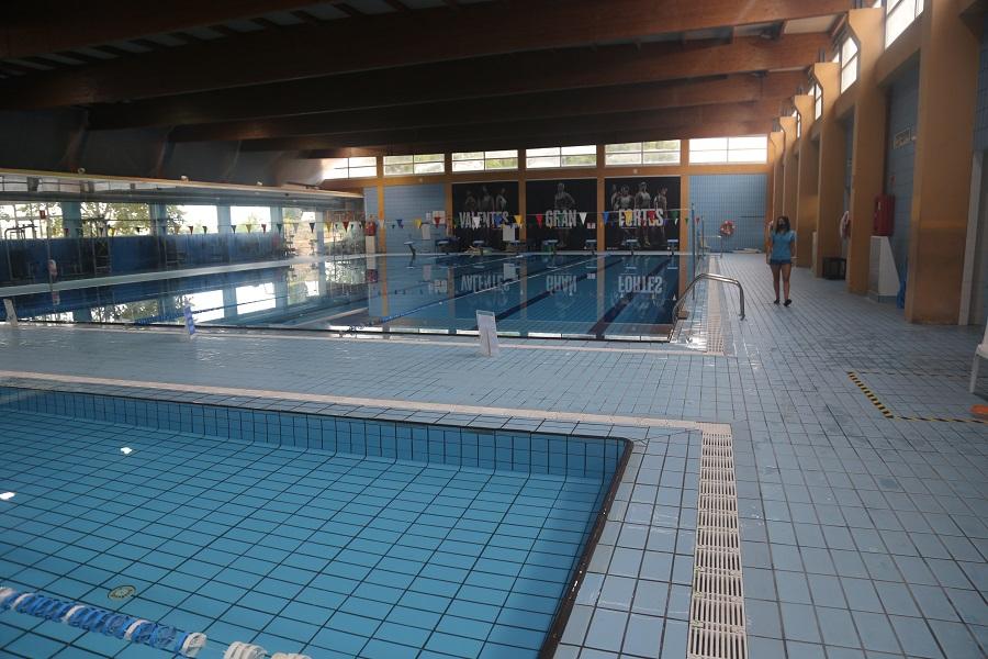 Torna a obrir la piscina coberta El Periòdic d'Ontinyent - Noticies a Ontinyent