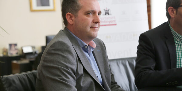 Jaime Peris, nou director general d'Infraestructures Sanitàries