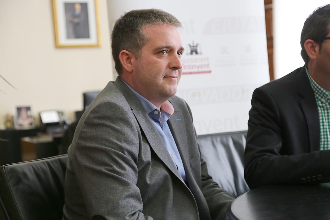 Jaime Peris, nou director general d'Infraestructures Sanitàries El Periòdic d'Ontinyent