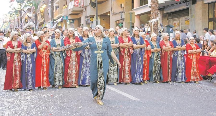 Creix en 92 el nombre de festers, malgrat la pandèmia El Periòdic d'Ontinyent