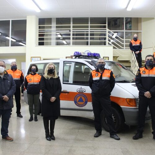 Ontinyent destaca en el Dia Internacional de Protecció Civil la tasca del voluntariat