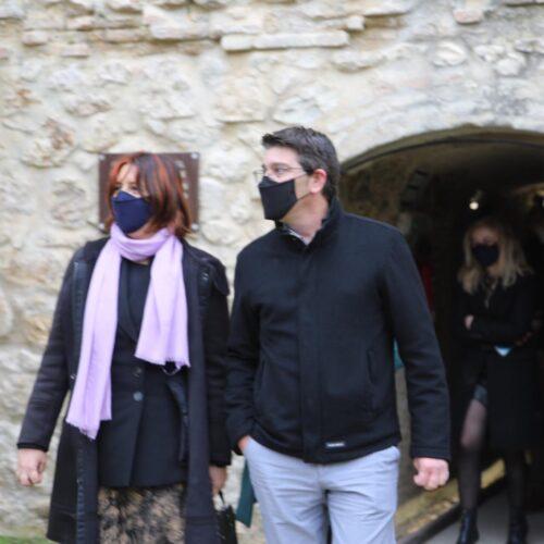 Rosa Pérez i Toni Gaspar reiteren la presumpció d'innocència en el cas Alqueria