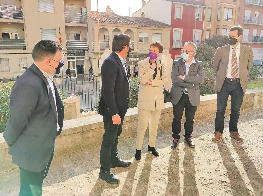 Reprenen el Parc Científic amb viver empresarial per a la ciutat El Periòdic d'Ontinyent - Noticies a Ontinyent
