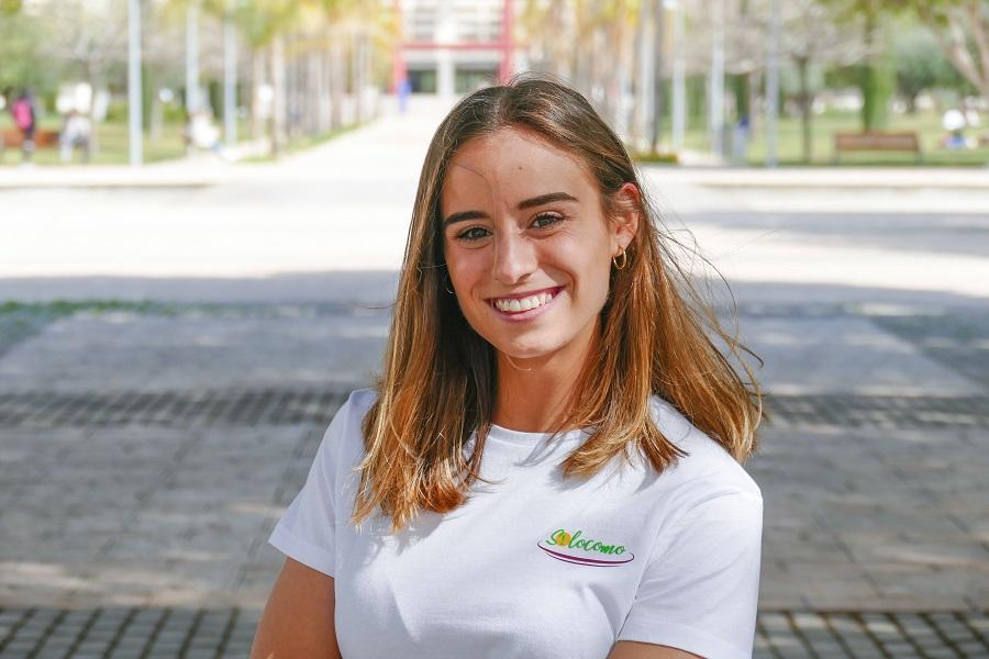 Claudia Cambra, la jove darrere de l'app Silocomo El Periòdic d'Ontinyent - Noticies a Ontinyent