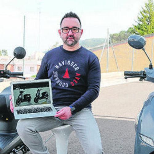 Arriba la revolució de les motos elèctriques amb disseny a la carta