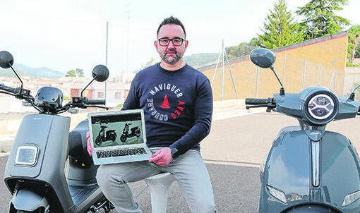 Arriba la revolució de les motos elèctriques amb disseny a la carta El Periòdic d'Ontinyent - Noticies a Ontinyent