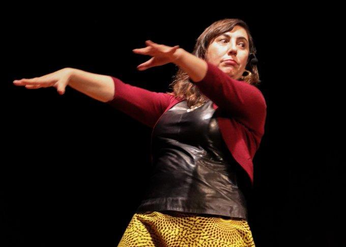 Ana Griott obri la programació de la Setmana del Llibre d'Ontinyent El Periòdic d'Ontinyent