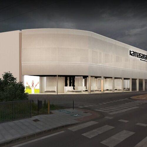 La nova tenda de Kamasana absorbirà CO₂ i altres gasos