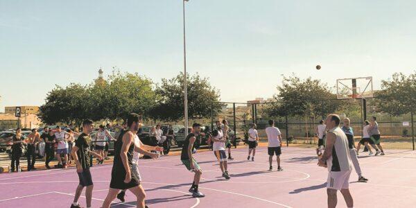 L'esport de carrer torna al Pere IV amb Ontibàsket3x3