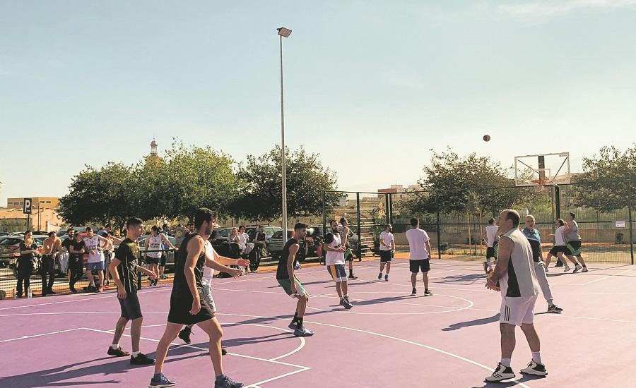 L'esport de carrer torna al Pere IV amb Ontibàsket3x3 El Periòdic d'Ontinyent - Noticies a Ontinyent