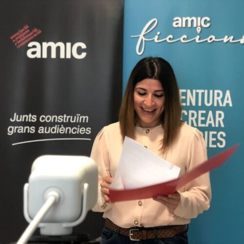 Alexandre Flores, William Foggin i Pablo Pèrez guanyen el premi a la Millor Història en la 13a edició d'AMIC-Ficcions 2021