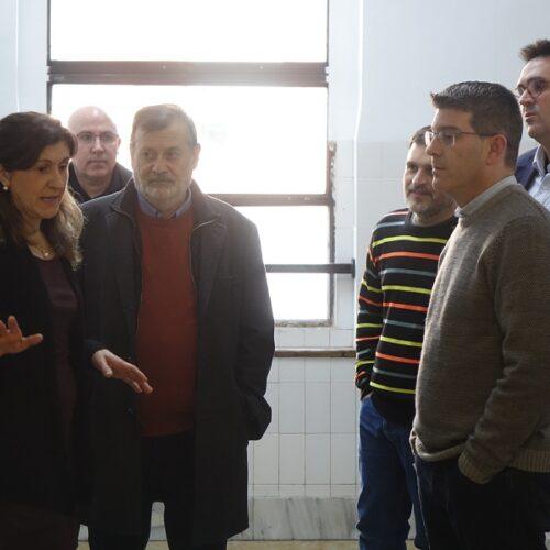 Ajuntament i Conselleria coordinen el calendari d'obres del Pla Edificant