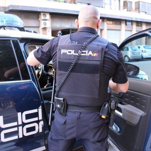 Detingut a Ontinyent un repartidor per presumptament simular un robatori