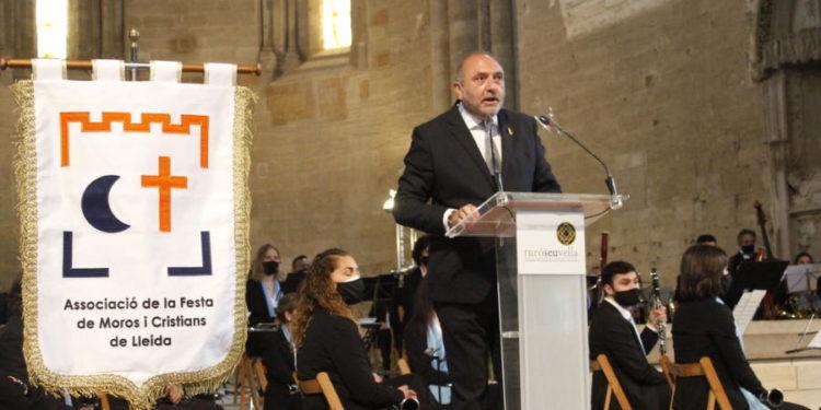 La premsa lleidatana destaca l'emotiu pregó de Rafael Ferrero El Periòdic d'Ontinyent - Noticies a Ontinyent