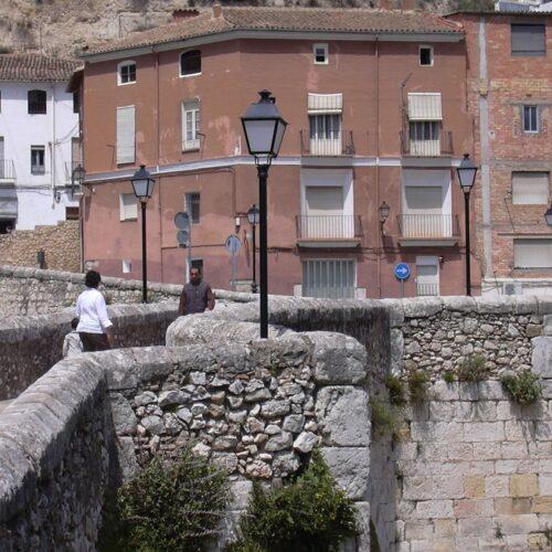 A licitació per 718.400 euros les obres de restauració del Pont Vell