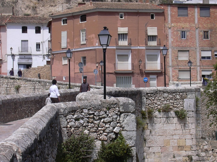 A licitació per 718.400 euros les obres de restauració del Pont Vell El Periòdic d'Ontinyent - Noticies a Ontinyent