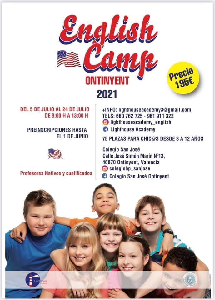 Lighthouse Academy: diviértete y aprende con el único English Camp de Ontinyent El Periòdic d'Ontinyent - Noticies a Ontinyent