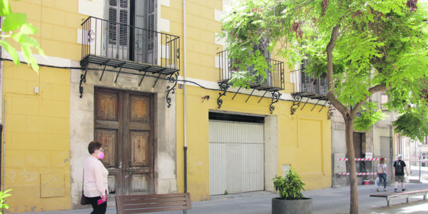 El govern local pensa en la Casa Maians com a saló de plens